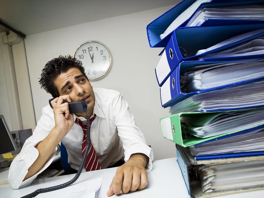 10 tácticas para lidiar con un jefe desorganizado